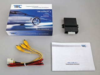 VR1-4 – видеоразветвитель (CVBS)